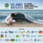 Yo Amo mi Playa, por 6to año consecutivo en Puerto Madryn