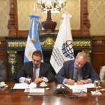 Acuerdo de cooperación entre CEADS y Cascos Blancos