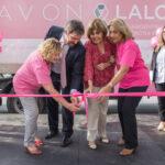 El mamógrafo móvil Avon-Lalcec inició su recorrido por todo el país