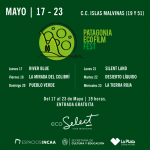 Del 17 a 23 de Mayo, el PEFF llega a La Plata