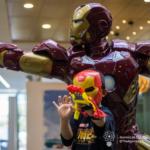"""Atomic Lab llevó a cabo nuevos """"Manotones"""", inspirados en una película de Marvel"""
