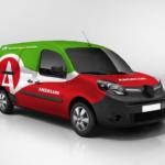 Andreani incorpora vehículos 100% eléctricos a su Flota