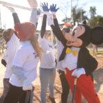 Disney celebró el 35° aniversario de su programa de voluntariado corporativo
