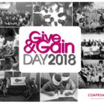 Resultados de la 6ta edición del Give & Gain en Argentina