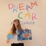 La ganadora argentina del Toyota Dream Car viaja a Japón para la final del concurso