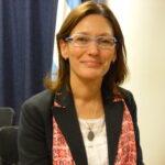 Cynthia Giolito, Gerente de Ciudadania Corporativa de Samsung