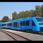 Trenes de hidrógeno de estreno en Baja Sajonia