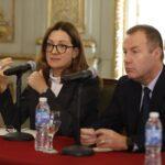 Francesca Reale, responsable del programa de salud en Los Piletones