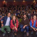 Con más de 4.000 espectadores cerró el PEFF 2018 en Puerto Madryn