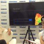 uniRSE TV, Alejandra Scigliano con Florencia Iacopetti