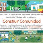 """Abrierta la convocatoria de """"Construir Comunidad"""""""