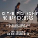 ¿Cómo hacemos posible #UnMundoSinResiduos?
