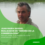 Juan María Raggio en uniRSE TV