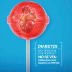 Campaña de concientización de los riesgos asociados a la diabetes