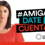 #AmigaDateCuenta, una campaña para prevenir violencia de género en las adolescentes