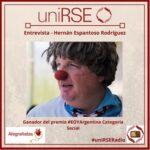 Hernán Espantoso Rodríguez - Presidente de Alegrañatas