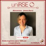 Jimena Barca - Jefa Regional de Sustentabilidad para Latin Sur en Bimbo
