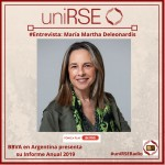María Martha Deleonardis - Subgerente de Negocio Responsable del BBVA