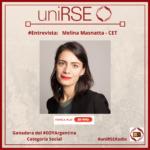 Melina Masnatta, Co Fundadora y Dir. Ejecutiva de Chicas en Tecnología
