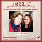 Nutrición Responsable con María Inés De Gregorio 24-06