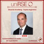 Eduardo Kronberg - Gte. Gral. de Proyectos - Asuntos Corporativos - Toyota Argentina