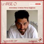 Cristian Pérez Scigliano - Integrante del grupo promotor de la RED - FAP