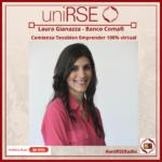 Laura Gianazza, Jefe de prensa y RSE Banco Comafi