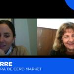 Ana Pierre, Cofundadora de Cero Market