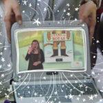 Jugar y leer en Lengua de Señas Argentina