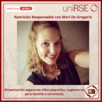 Espacio de Nutrición Responsable con María Inés De Gregorio 22-09