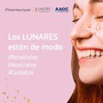 """""""Los lunares están de moda"""", una campaña para incentivar el chequeo de lunares"""