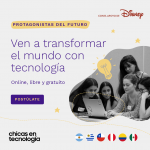 Chicas en Tecnología lanza un nuevo programa para jóvenes mujeres de América Latina