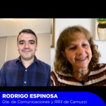 Rodrigo Espinosa, Gerente  RRII de Camuzzi