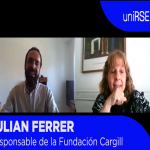 Julián Ferrer, Responsable de la Fundación Cargill en Argentina