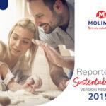 Molinos presenta su 9º reporte de sustentabilidad