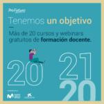 Fundación Telefónica Movistar acompaña docentes con una propuesta de formación anual, online y gratuita