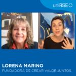 Lorena Marino, Fundadora de Crear Valor Juntos