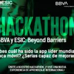 Mil estudiantes de seis países podrán ganar programas formativos a través del Hackathon organizado por BBVA y ESIC