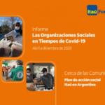 El programa Cerca de las comunidades que apoyó a más de 170 ONGs durante la pandemia.