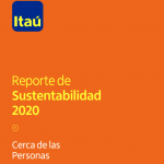 Itaú presenta su Reporte de Sustentabilidad 2020
