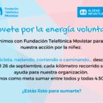 Aldeas Infantiles SOS Argentina y Fundación Telefónica Movistar juntos en un desafío solidario