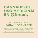Farmacity se suma a la concientización del uso medicinal del cannabis